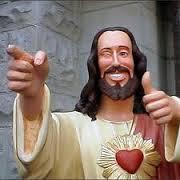 Jesus Smiling Meme