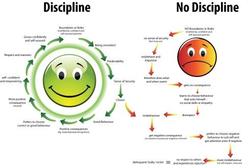 discipline chart