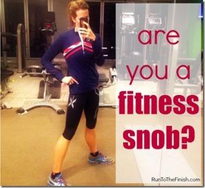 Fitness Snob
