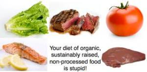 food judgement