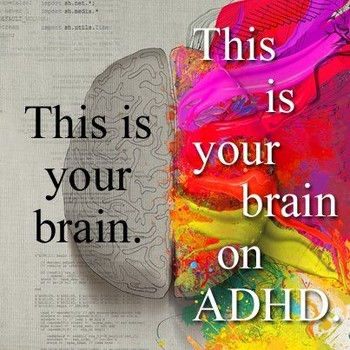 The Blessing of ADHD: Turn it around!