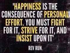 happiness rev run