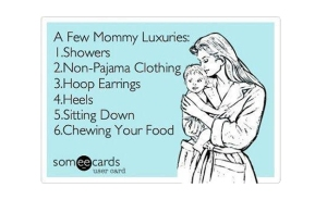mommy luxuries