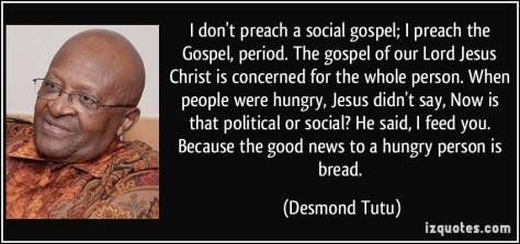 preach jesus