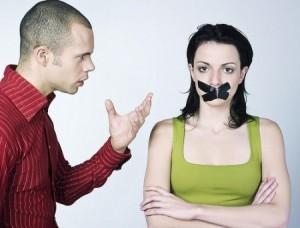 Women insubordination