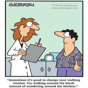Walking-Joke