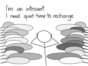 introvert recharge