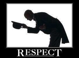 Respect figure