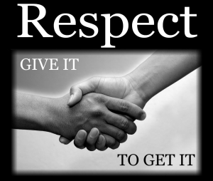 respect give it