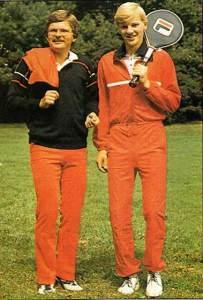 fitness fashion fila 1980