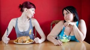 fat shaming meal