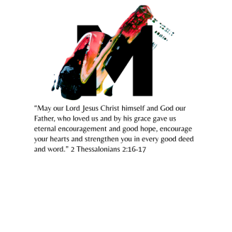 Grace 2 Thessalonians 2