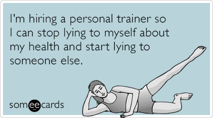 Personal Trainer Personal Lies