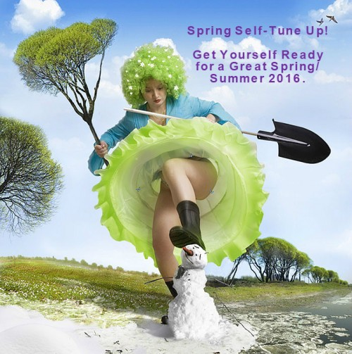 Personal Spring Tune Up 2016