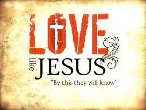 Agape Love Like Jesus