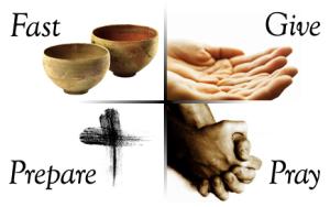 Lenten Symbols