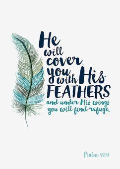 psalms 91 4