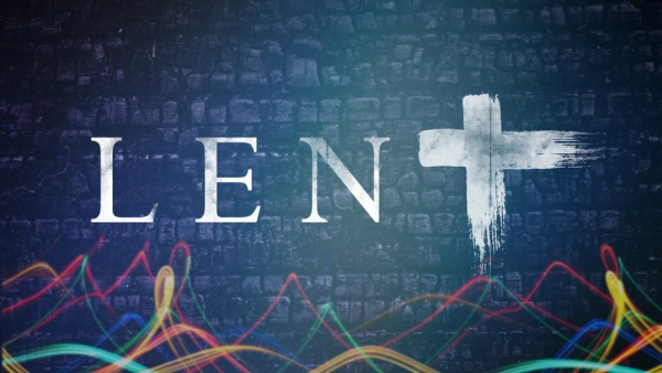 Preparing for Lent 2018
