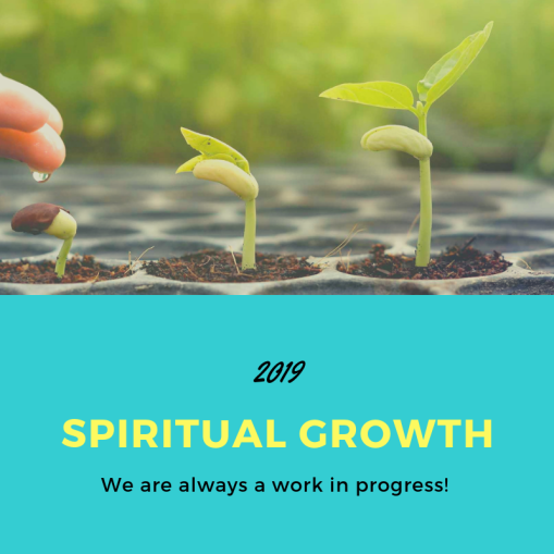 sprititual growth 2019
